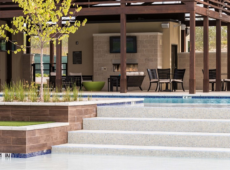 Discovery Pool at Discovery at The Realm (Castle Hills), Lewisville, TX