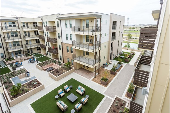 Castle Hills Apartments The Colony