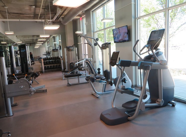 World-Class Fitness Center at Discovery at the Realm (Castle Hills), 75056