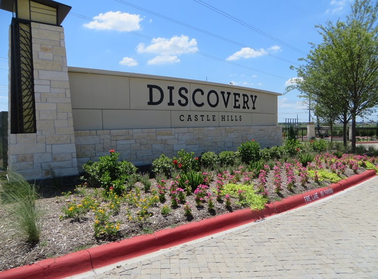 Access-Controlled Community at Discovery at The Realm (Castle Hills), Lewisville, TX,