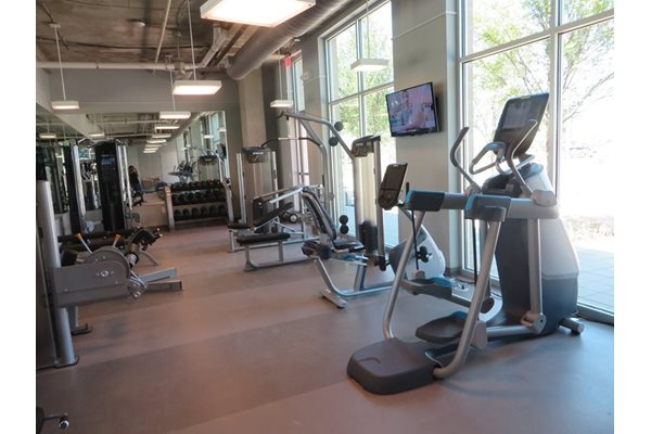 Cardio Equipment at Discovery at The Realm (Castle Hills), 3600 Windhaven Parkway, Lewisville, TX