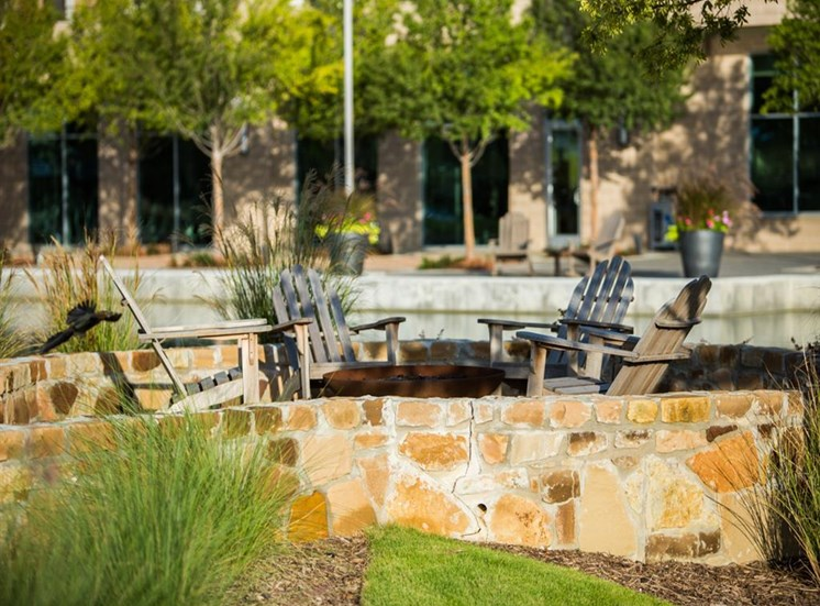 Seating Areas with Views