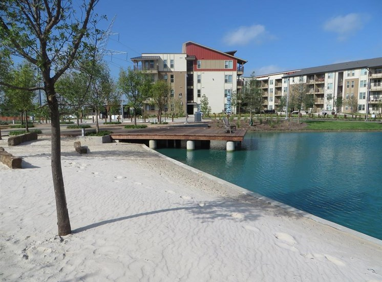 Lakeside Promenade, Discovery at The Realm (Castle Hills), Texas