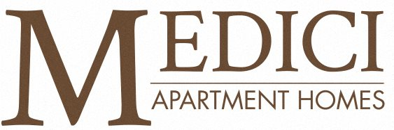Medici Apartment Homes Logo