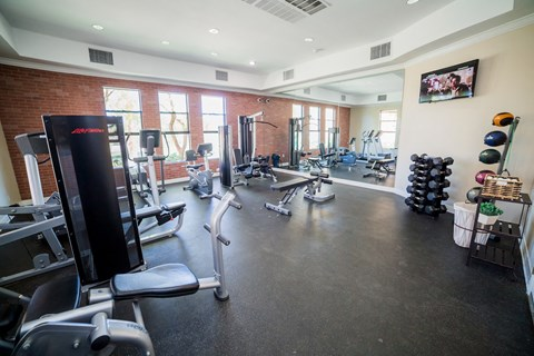 Medici Apartment Homes Lifestyle - Fitness Center