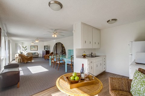 Villa Capri Apartments Lifestyle -  Clubhouse