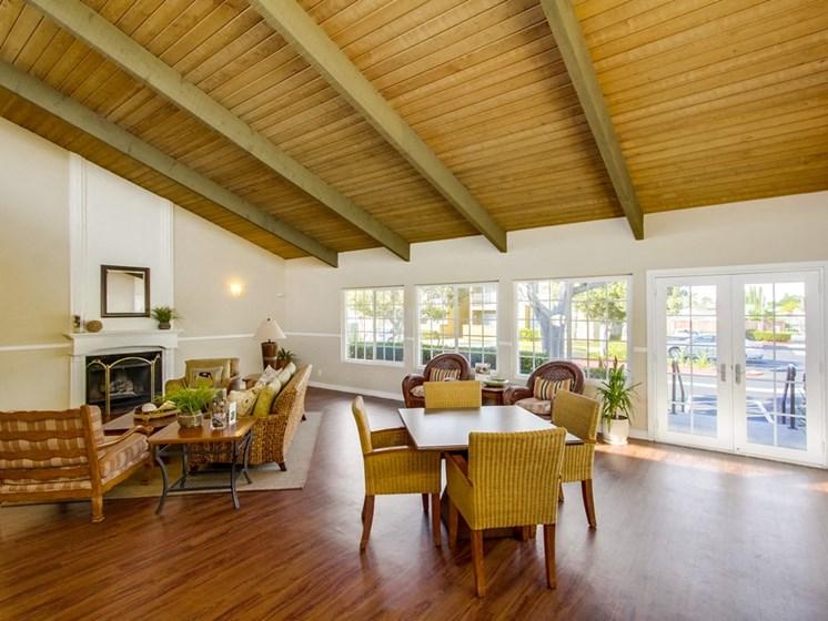 Mesa Village Apartments Lifestyle - Clubhouse