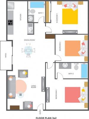 3-bedroom-apartment-floorplan