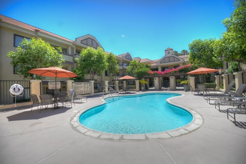 Casa Grande Senior Apartment Homes Lifestyle - Pool