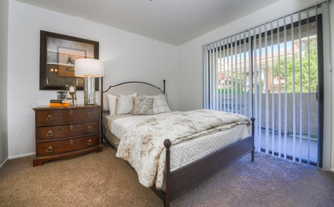 Casa Grande Senior Apartment Homes Furnished Bedroom