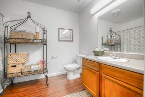 Casa Grande Senior Apartment Homes Bathroom
