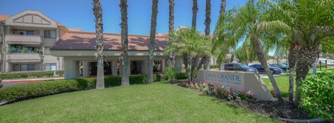 Casa Grande Senior Apartment Homes Exterior View