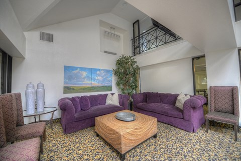 Casa Grande Senior Apartment Homes Lifestyle - Indoor Lounge Area