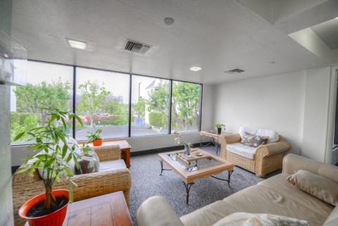 Casa Pacifica Senior Apartment Homes Lifestyle - Indoor Lounge Area