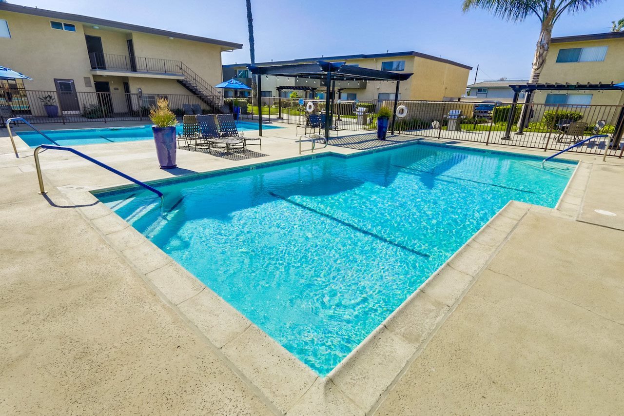 Cypress Park Apartments Lifestyle - Pool