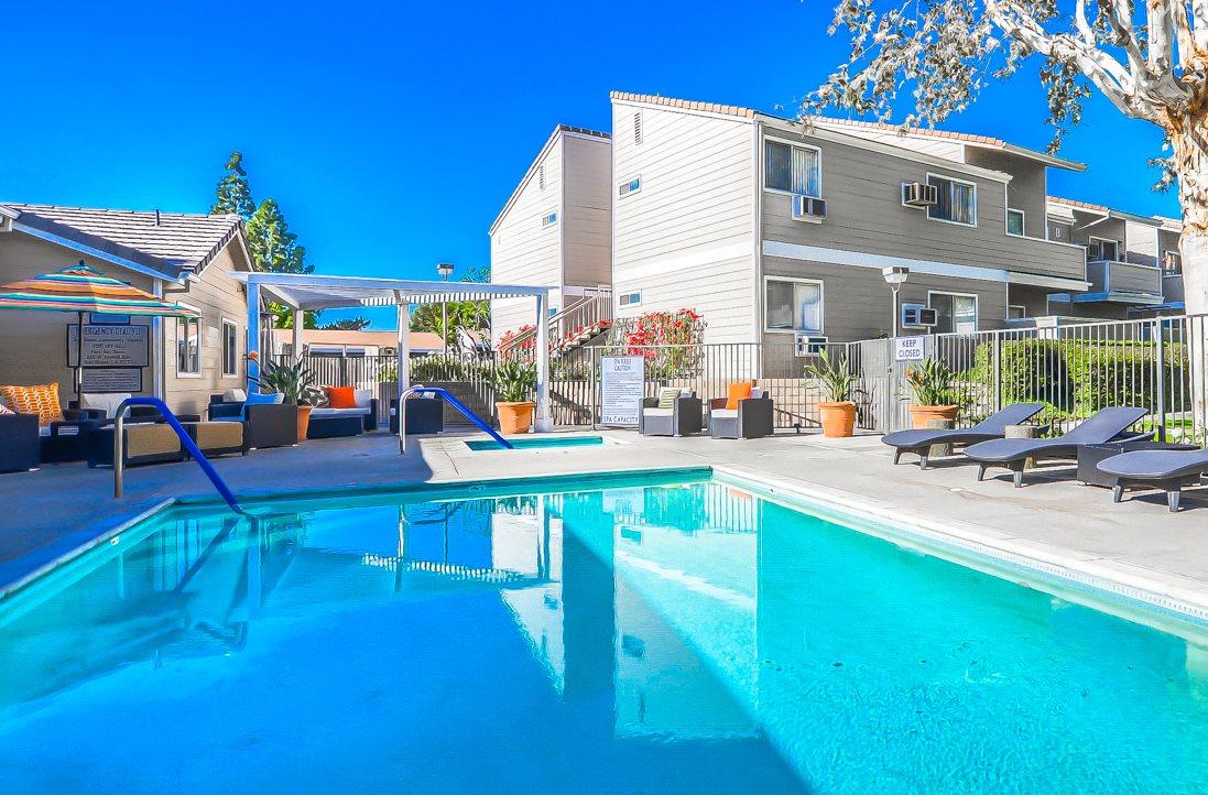 Park San Dimas Senior Apartments Apartments In San Dimas Ca