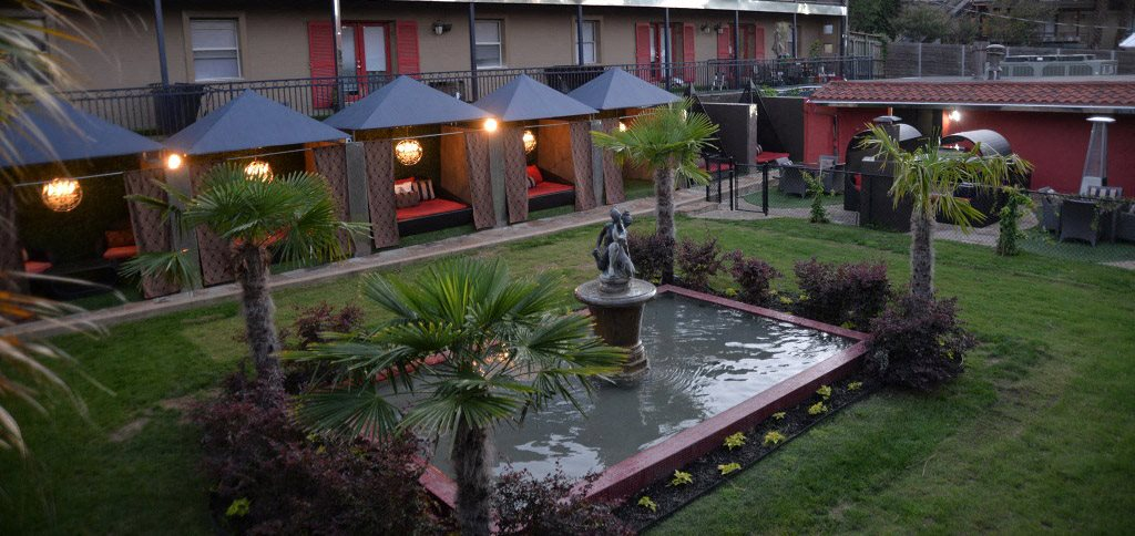 Verandah Bungalows Apartments In Dallas Tx