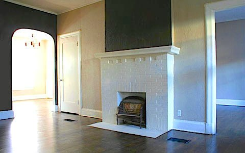 4515 Swiss The Biltmore Fireplace
