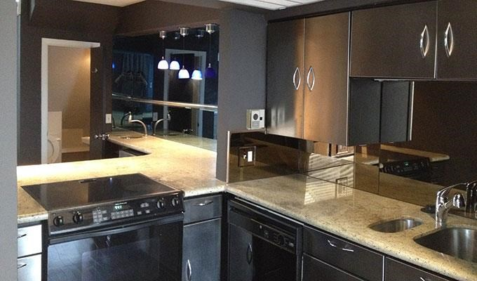 6011 Gaston - FOX TROTT Loft  Kitchen