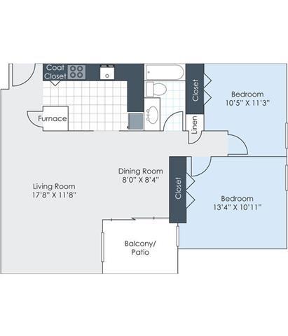 The Gallup Floor Plan 10