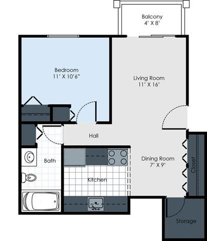 Morgan Floor Plan 1