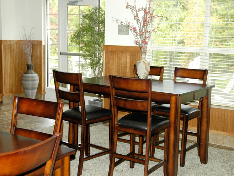 Community Room Tables & Chairs