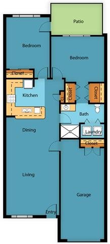 Cottage Floor Plan 2