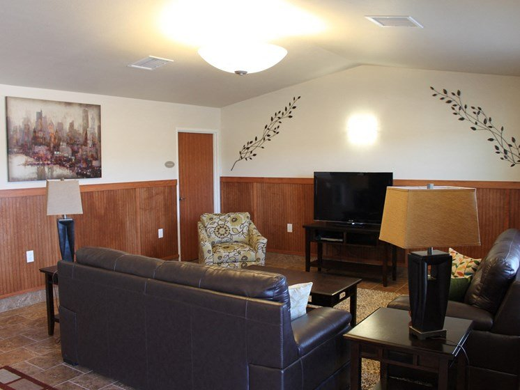 Community Room with Lounge area