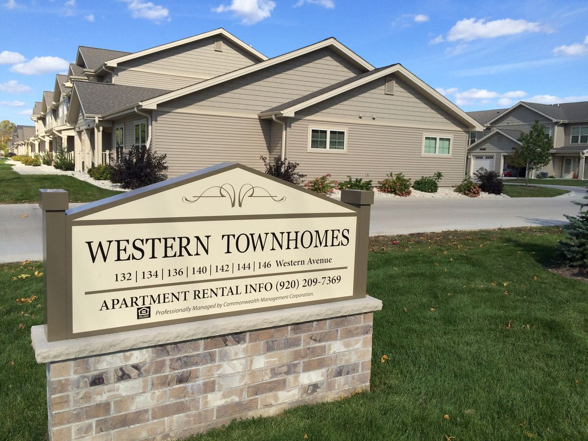 Welcome To Western Townhomes