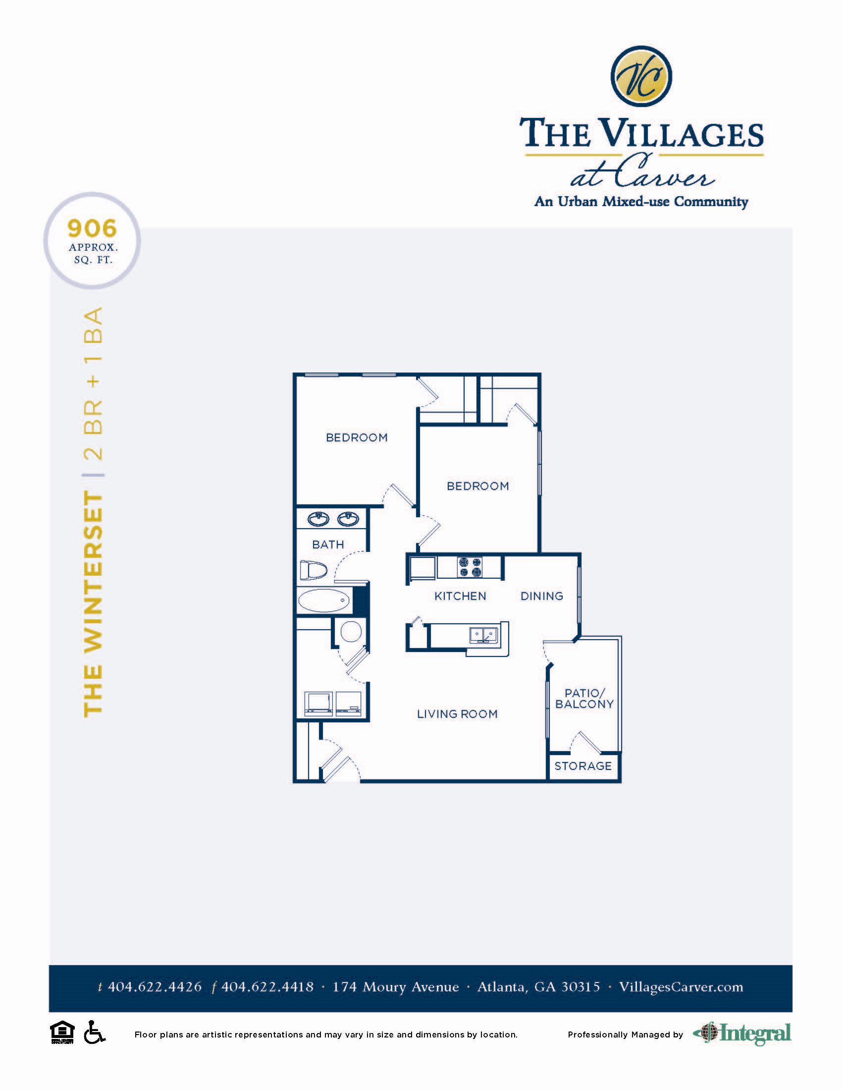 The Winterset Floor Plan 6