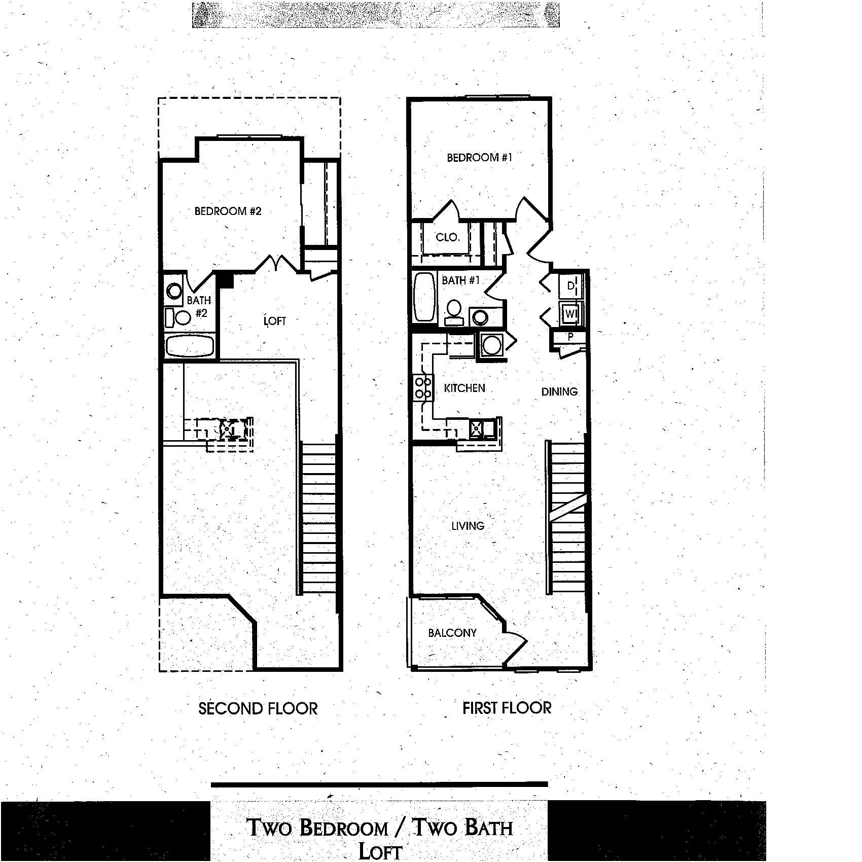 The Simpson (loft) Floor Plan 14