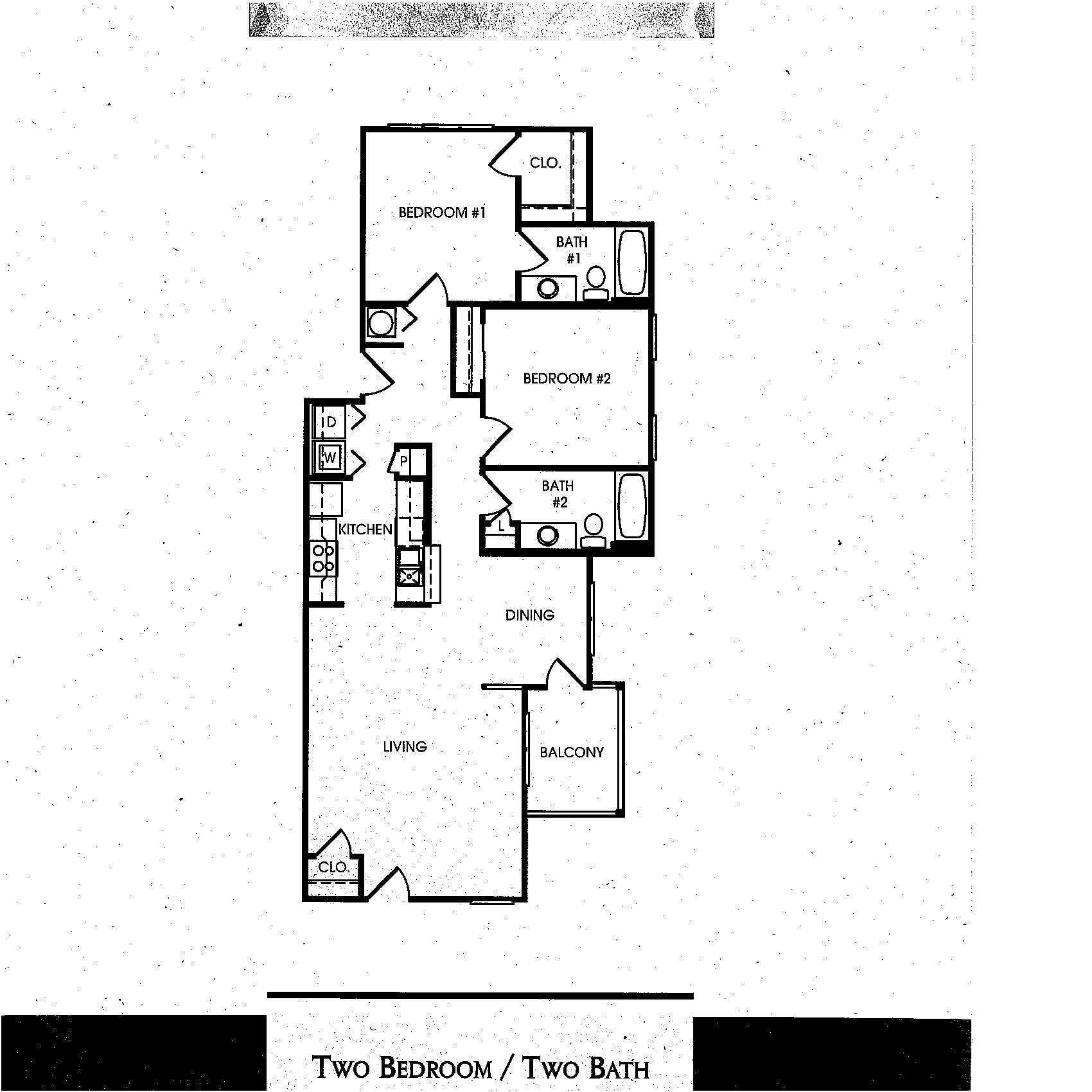 The Tuskegee Floor Plan 12