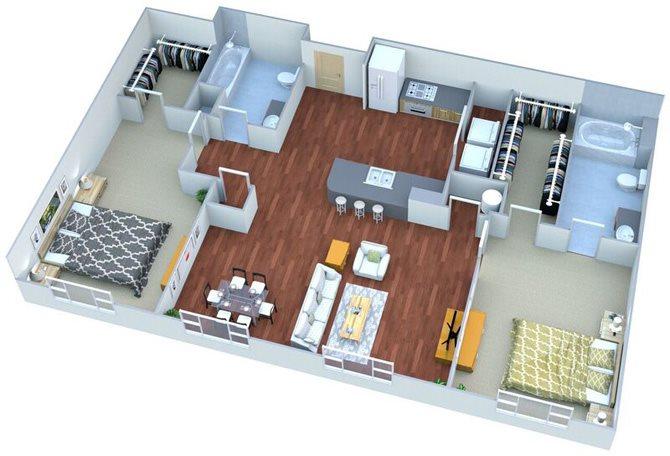 Archdale Floor Plan 24
