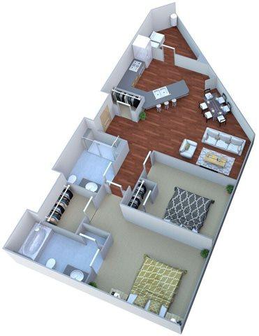 Caldwell Floor Plan 15