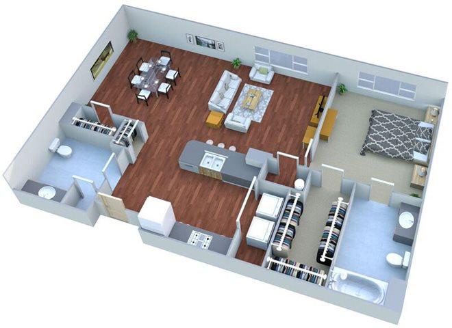Davidson Floor Plan 13