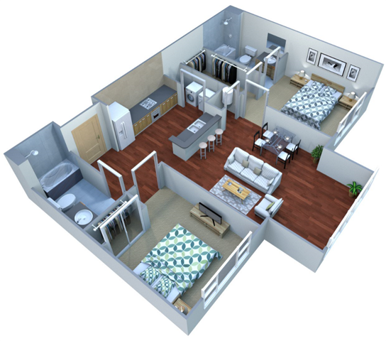 Dilworth Sunroom Floor Plan 23