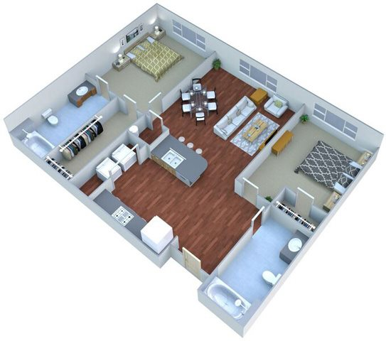 Dilworth Floor Plan 18