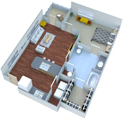 Fairview Floor Plan 7