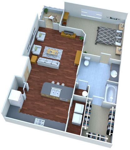 Hawthorne Floor Plan 11