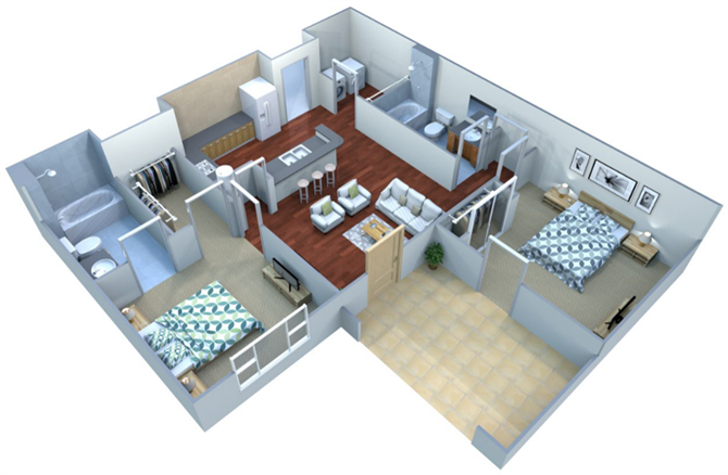 Kenilworth Floor Plan 25