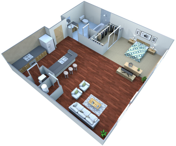 McDowell Floor Plan 4