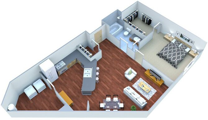 Providence Floor Plan 9