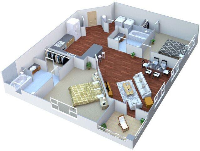 Wendover Floor Plan 16
