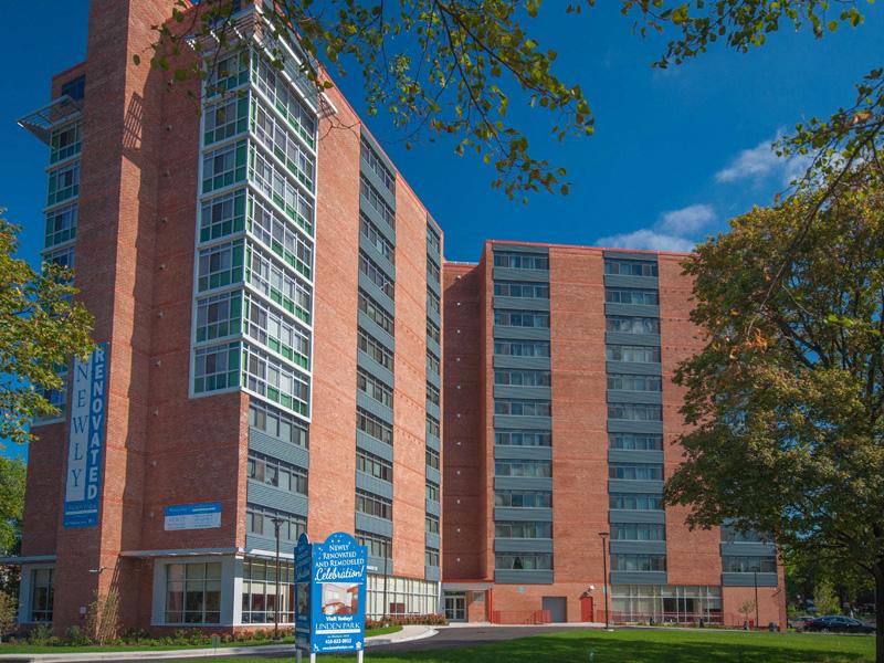 Linden Park Apartments Exterior