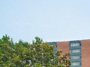 Linden Park Senior Apartments Outside