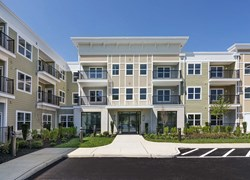 Bayshore Village Apartments, 100 Shoal Harbor Court, Port