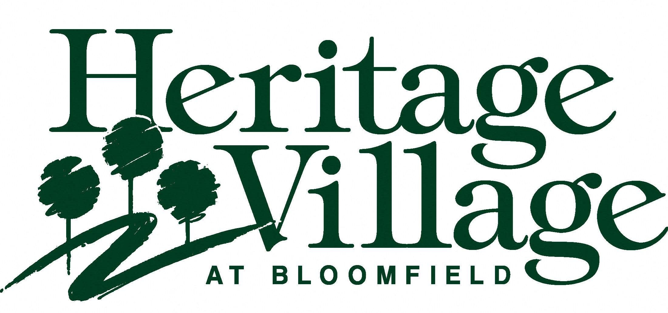 Heritage Village at Bloomfield Property Logo 1