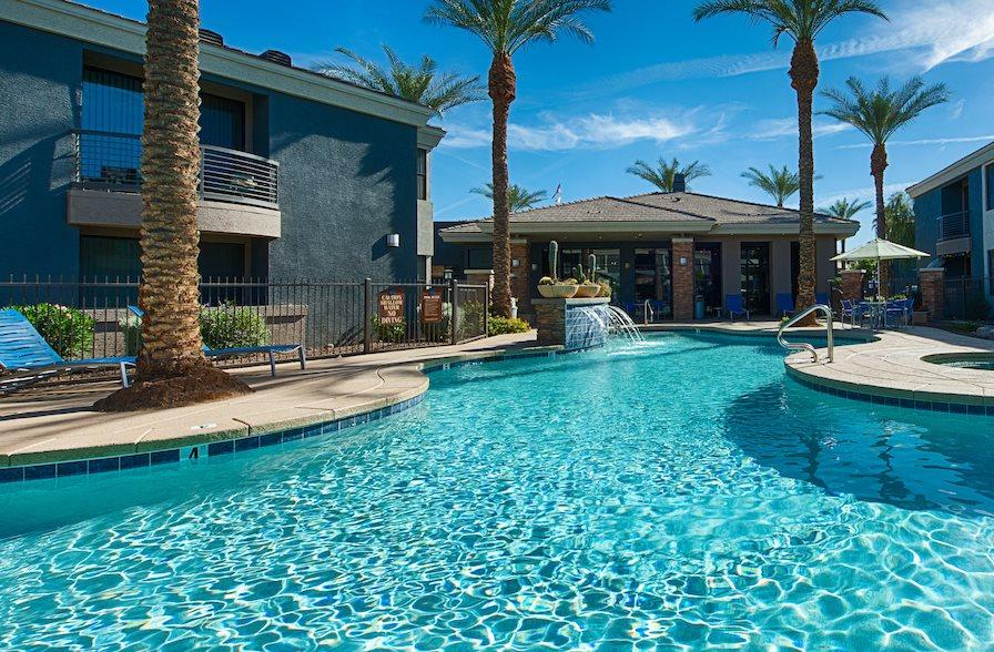 Element Deer Valley Apartments In Phoenix Az