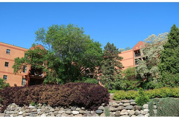 Beautifully Landscaped at Mountain Village Apartments, Waukesha, Wisconsin