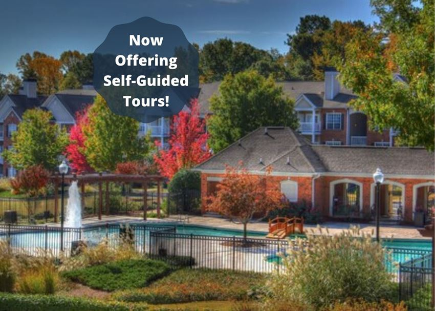 Now Offering Self-Guided Tours!
